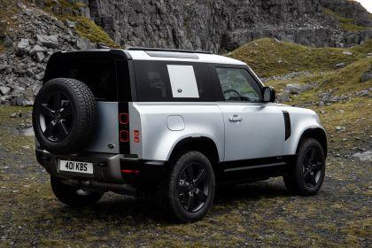 2021 Land Rover Defender X-Dynamic 4