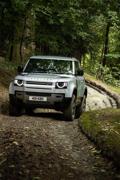 2021 Land Rover Defender X-Dynamic 5