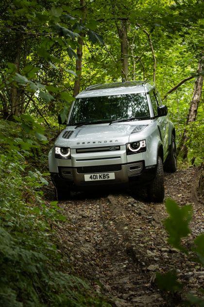 2021 Land Rover Defender X-Dynamic 7