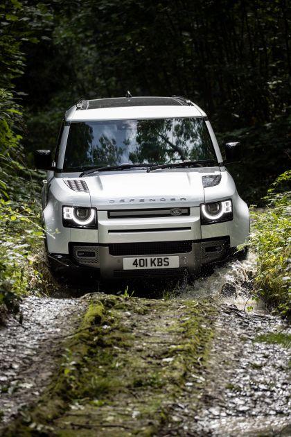 2021 Land Rover Defender X-Dynamic 8