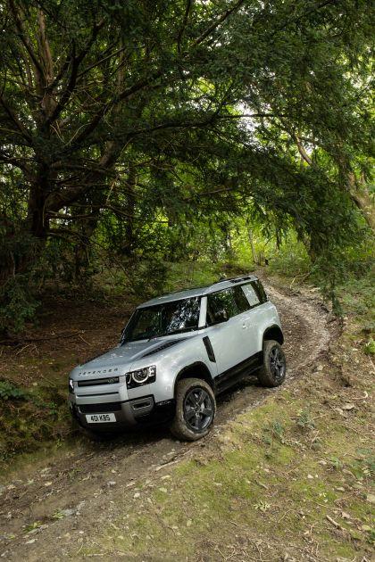 2021 Land Rover Defender X-Dynamic 10