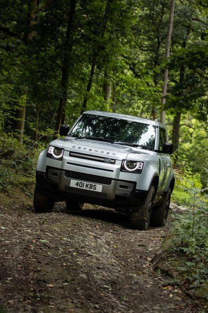 2021 Land Rover Defender X-Dynamic 11
