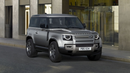 2021 Land Rover Defender X-Dynamic 1