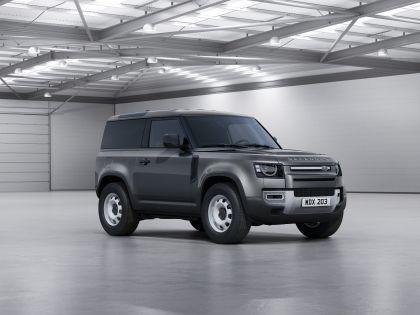2021 Land Rover Defender 90 Hard Top 1