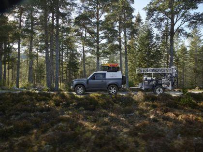 2021 Land Rover Defender 90 Hard Top 2