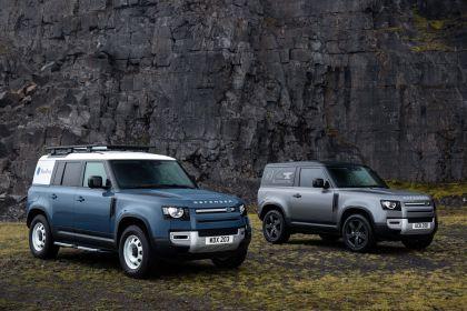 2021 Land Rover Defender 90 Hard Top 4