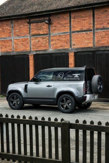 2021 Land Rover Defender 90 Hard Top 6