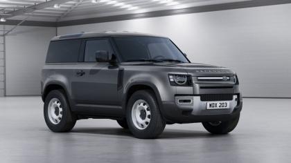 2021 Land Rover Defender 90 Hard Top 5