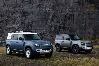 2021 Land Rover Defender 110 Hard Top 6