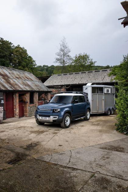 2021 Land Rover Defender 110 Hard Top 7
