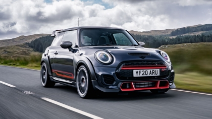 2020 Mini John Cooper Works GP - UK version 5