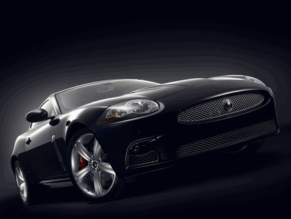 2008 Jaguar XKR Portfolio 18