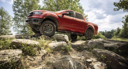 2021 Ford Ranger Tremor Lariat 2