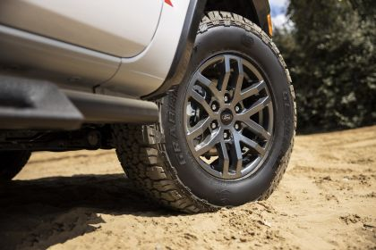 2021 Ford Ranger Tremor XLT 9