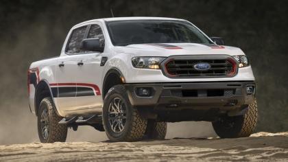 2021 Ford Ranger Tremor XLT 4