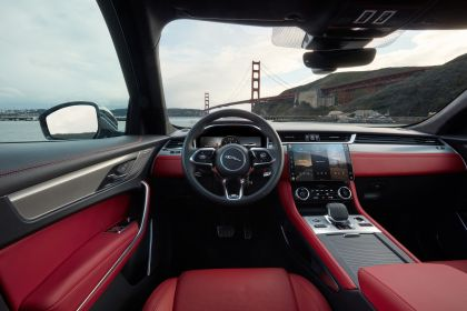 2021 Jaguar F-Pace 80