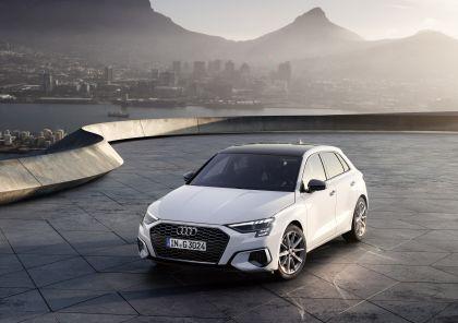 2021 Audi A3 Sportback 30 g-tron 8