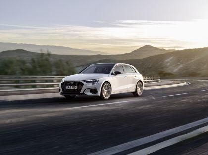 2021 Audi A3 Sportback 30 g-tron 10