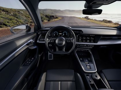 2021 Audi A3 Sportback 30 g-tron 13