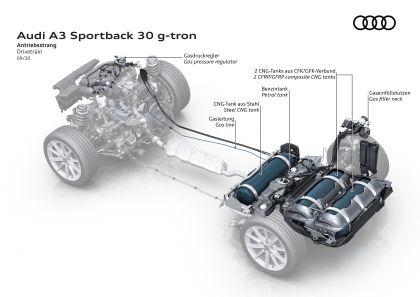 2021 Audi A3 Sportback 30 g-tron 20