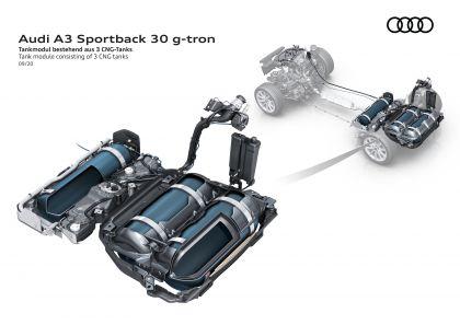 2021 Audi A3 Sportback 30 g-tron 21