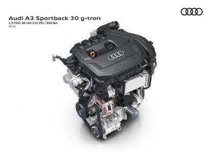 2021 Audi A3 Sportback 30 g-tron 23