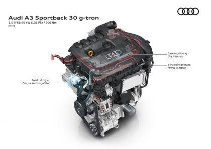2021 Audi A3 Sportback 30 g-tron 24