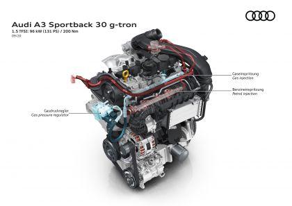 2021 Audi A3 Sportback 30 g-tron 26