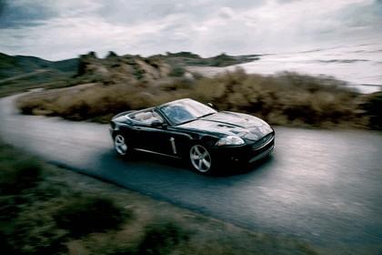 2008 Jaguar XKR Portfolio convertible 1