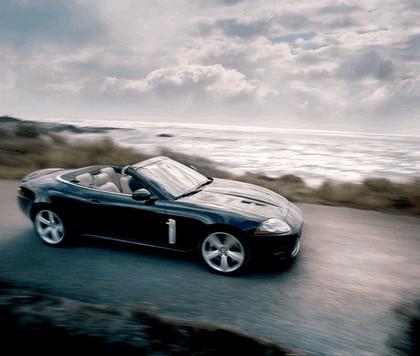 2008 Jaguar XKR Portfolio convertible 2