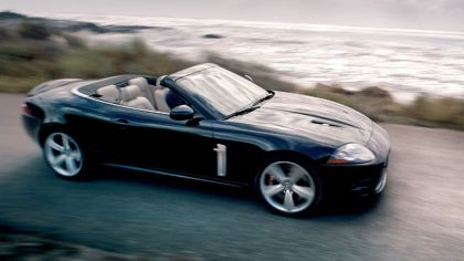 2008 Jaguar XKR Portfolio convertible 6