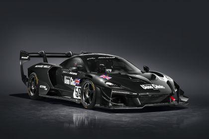 2020 McLaren Senna GTR LM 8