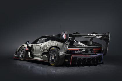 2020 McLaren Senna GTR LM 21