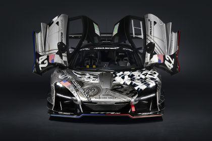 2020 McLaren Senna GTR LM 22