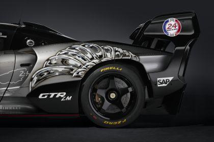 2020 McLaren Senna GTR LM 25
