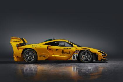 2020 McLaren Senna GTR LM 27