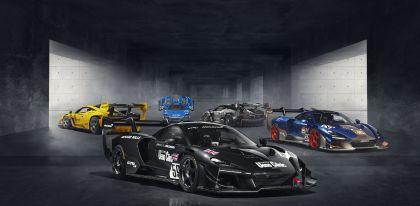 2020 McLaren Senna GTR LM 41