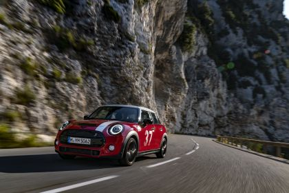 2020 Mini Cooper S Paddy Hopkirk edition 37