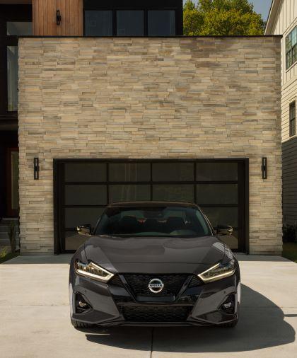 2021 Nissan Maxima 40th Anniversary Edition 1