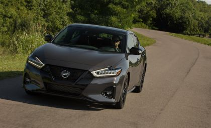 2021 Nissan Maxima 40th Anniversary Edition 7