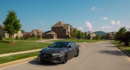 2021 Nissan Maxima 40th Anniversary Edition 10