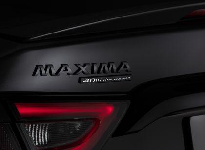 2021 Nissan Maxima 40th Anniversary Edition 13