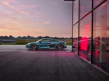2021 Audi R8 green hell 1