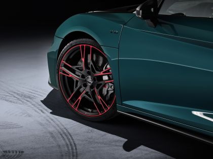 2021 Audi R8 green hell 9