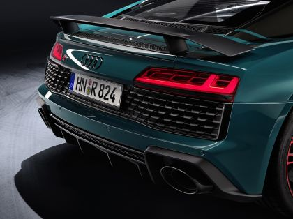 2021 Audi R8 green hell 13