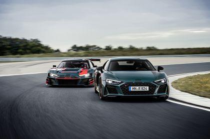 2021 Audi R8 green hell 40