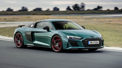 2021 Audi R8 green hell 6