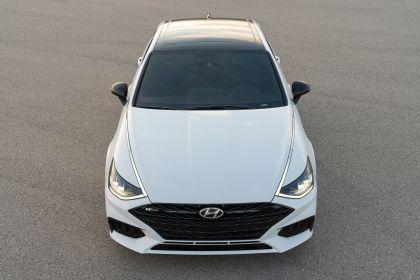 2021 Hyundai Sonata N Line 12