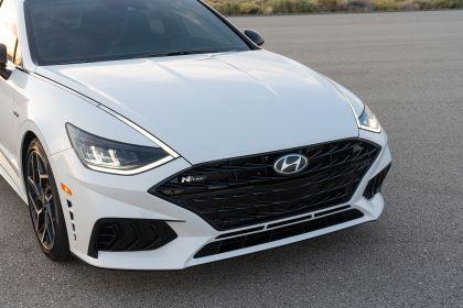 2021 Hyundai Sonata N Line 13