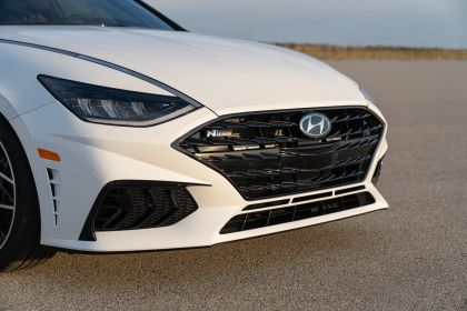 2021 Hyundai Sonata N Line 15